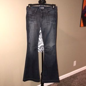 Hudson Denim Bell Bottom Jeans